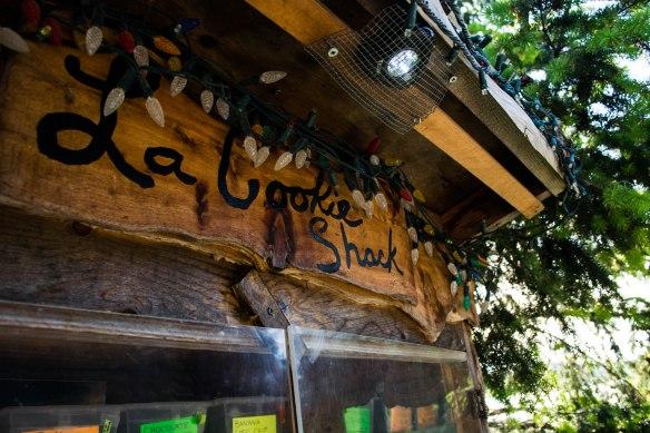 Cookie shack